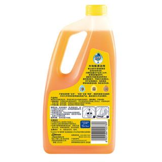 碧丽珠地板水500g + 地板精油300ml 清洁组合 地板清洁剂 打蜡保养木质地板可用