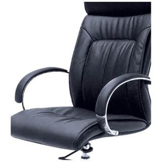金海马/kinhom 办公椅 领导椅 滑轮带扶手 班椅 7624-266