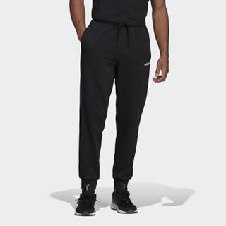 adidas 阿迪达斯 男子训练系列 E PLN T PNT FT 运动 长裤 DX3686 L码 黑色