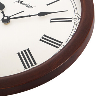 枫叶(MapleLeaf)简约现代客厅中式壁挂钟挂表 3001-1