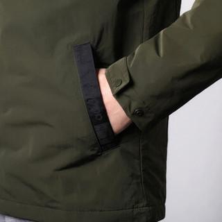 阿迪达斯 ADIDAS NEO 男子 运动休闲系列 M CS TRS PDD JK 运动 棉服 DW8151 M码