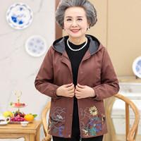 YUZHAOLIN 俞兆林 中老年女装宽松大码  YWMM191306