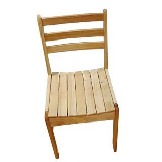 理邦餐桌实木餐桌餐椅组合1+4