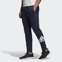 adidas 阿迪达斯 男子 男子训练系列 MH BOS Pnt FT 运动 长裤 DX2497 黑色 2XL码