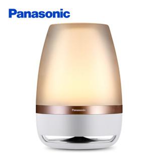 Panasonic/松下 充电蓝牙台灯 HHTQ1509 香槟色 照明5W+音箱2W
