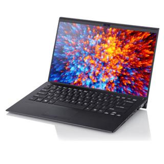 VAIO SX14 14英寸 1Kg 窄边框轻薄笔记本电脑 (i7-8565U 16G 1TB PCI-e SSD  4K屏 全接口 阻水/静音键盘)尊曜黑