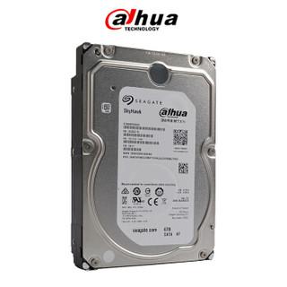 大华(dahua)希捷6T监控级专用硬盘 ST6000VX0003
