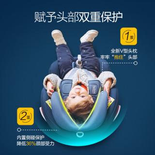 BRITAX 宝得适 宝宝汽车儿童安全座椅 首卫者