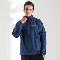 Columbia 哥伦比亚 经 经典系列 外套 户外男款夹克外套 WE0029 蓝色471 M
