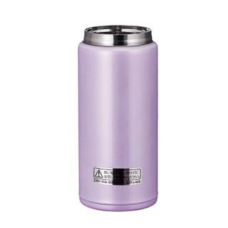 TIGER 虎牌 A031 MMX-A021PD 304不锈钢保温杯 200ml 粉色