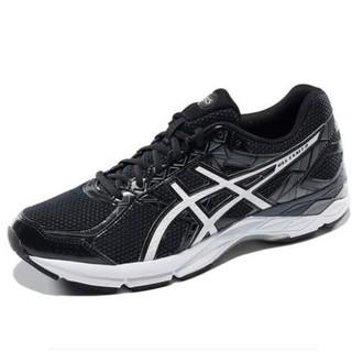 限39.5码 : ASICS 亚瑟士 GEL-EXALT 3 T616N-9001 男款跑鞋 *2件