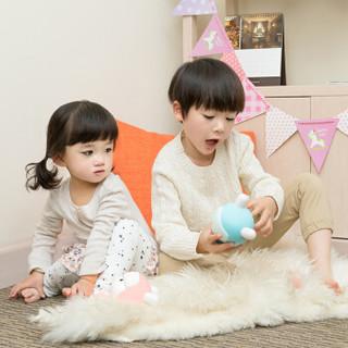 小米(MI)米兔故事机儿童早教机婴儿益智玩具启蒙学习机智能语音点播mini-蓝牙版蓝色