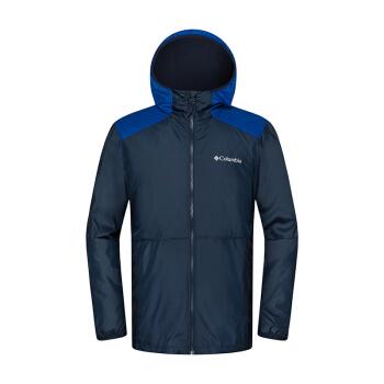 Columbia 哥伦比亚 经典系列 外套 户外男款夹克外套 WE1289464 蓝色464 XL