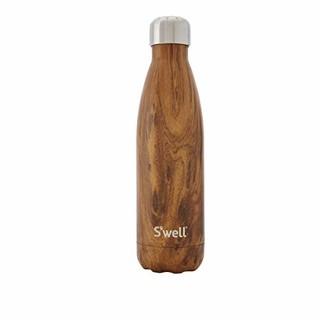 S'well 木纹系列 不锈钢保温瓶 500ml