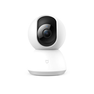 MI 小米 MJSXJ03CM 1080P智能云台摄像头 200万像素 红外 白色