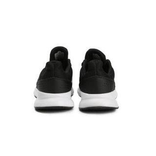 adidas 阿迪达斯 跑步系列 FALCON运动跑步鞋 F36199 黑白色 41码 UK7.5码