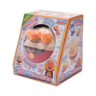 日本进口 面包超人(ANPANMAN) 音乐跳跳球 1个