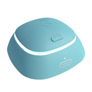 3N全自动隐形眼镜清洗器 隐形眼镜盒 美瞳盒 第四代智能还原仪4.0+备用磁控清洗仓 天空蓝