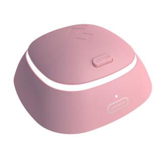 3N全自动隐形眼镜清洗器 隐形眼镜盒 美瞳盒 第四代还原仪4.0 Pro 全新上市 少女粉