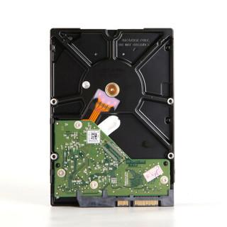 海康威视 HIKVISION 安防监控数据硬盘容量3T 防抖动 5400转 标准3.5数据接口WD40PURX,3T