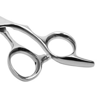 张小泉 Y系列平剪子发廊美发工具 家用美发剪刀理发器剪发器 6寸大指圈专业理发剪刀W70062000