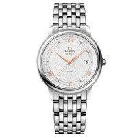 OMEGA 欧米茄  碟飞典雅系列 424.10.40.20.02.004 男士自动机械手表