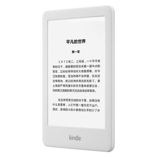 全新 Kindle 电子书阅读器 青春版 4G白色 * Nupro炫彩联名版-灵动鹤