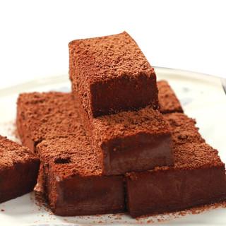 ROYCE' 若翼族 生巧克力礼盒 原味 125g 盒装