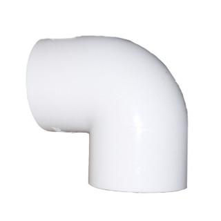 语塑 PVC90度弯头DN25 一个装