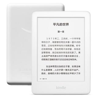 全新 Kindle 电子书阅读器 青春版 4G白色* 国家宝藏-万工轿