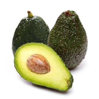 贝沃多 生熟搭配牛油果 4粒装(2生2熟)单果重约140-180g 新鲜水果
