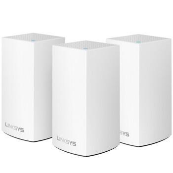 LINKSYS 领势 Velop AC3900M双频 Mesh分布式 路由器 三只装