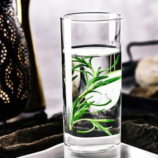 Ocean进口耐热玻璃水具7件套凉水壶直身玻璃杯冷水壶套装