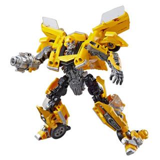 孩之宝(Hasbro)变形金刚 男孩儿童玩具礼物 经典电影复刻版系列 加强级系列 电影1 SS27 锈蚀大黄蜂E4699