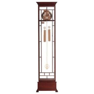 北极星(POLARIS)落地钟 立钟北极星立式创意复古摆钟精品原创设计美式机械装饰   L122