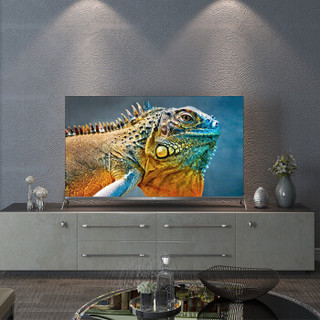 TCL 50T680 50英寸免遥控超智慧 超薄金属机身 4K超高清全面屏AI人工智能液晶电视机