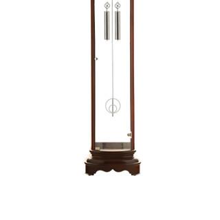 北极星(POLARIS)落地钟 实木欧式时尚简约现代客厅立钟机械钟装饰钟 L131