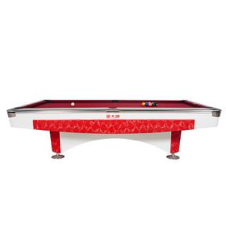 星牌(XING PAI)台球桌XW130-9B 美式九球台球桌 成人标准尺寸花式九球桌球台