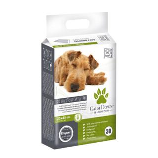 比利时品牌 M-PETS 宠物尿垫 训导安抚情绪 宠物训导尿垫 狗尿布 狗狗尿垫 狗狗尿片30片装33*45cm S号
