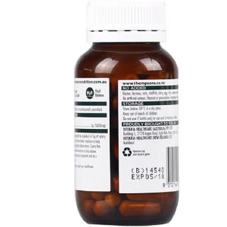 澳洲进口 汤普森(Thompson's) 芹菜籽精华胶囊 5000mg 60粒 缓解关节疼痛