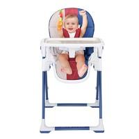 Aing 爱音 C055 多功能儿童餐椅 *4件