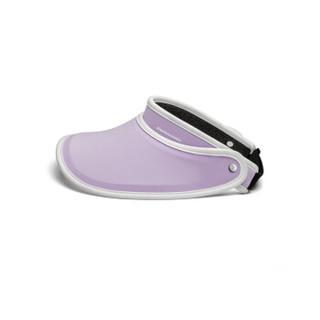 蕉下(BANANAUNDER)遮阳帽防晒帽防紫外线帽子女夏天户外出行女神帽19年新品 魅紫色