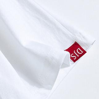 金盾(KIN DON)T恤 男2019夏季新款休闲宽松时尚休闲百搭短袖上衣 A102-DJ751 深蓝色 L