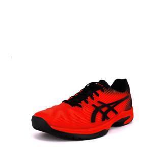 亚瑟士asics 19春夏网球鞋男运动鞋SOLUTION SPEED FF 1041A003-808 红色 40