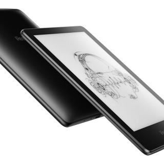 iReader 掌阅 A6 6英寸 墨水屏电子书阅读器+湖水青套装 Wi-Fi版 8GB 太空灰