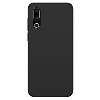 KOLA 魅族16S手机壳 微砂硅胶防摔软壳保护套 黑色