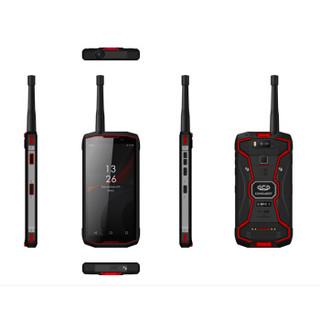 征服 CONQUEST Conquest-S12户外三防智能数字模拟对讲手机双4G双VOLTE超长待机 DMR数模对讲版