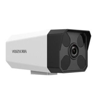 海康威视高清摄像头200万/1080P带POE红外50米网络摄像机DS-IPC-B12H2-I 4mm