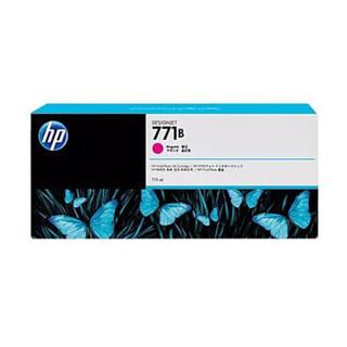 惠普(HP)771B M品红色墨盒(B6Y01A) 775ml(适用Z6200/Z6800机型)