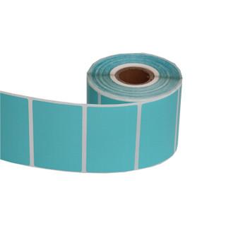 威标(weilabel)Q-P6038-2000BL 蓝色 设备资产标签 60*38mm/2000张